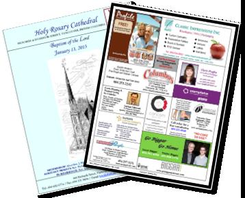 church-bulletins